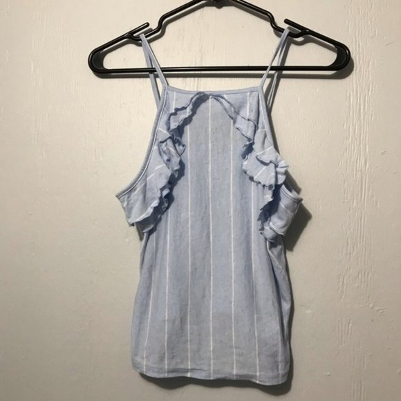 American Eagle Outfitters Baby Blue Camisole